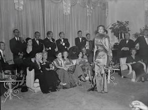 Défilé de mode, 1949