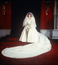 Mariage de la Princesse Diana et du Prince Charles, 1981