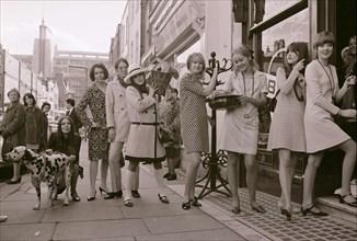 Boutique Biba à Londres