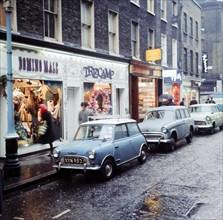 Carnaby Street. Londres