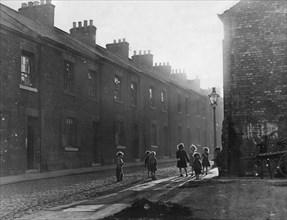 Quartier de Newcastle - 1950