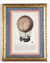 New aerostat balloon invented by Charles and Robert