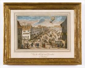 Vol d'Adorne à Strasbourg le 21 mai 1784