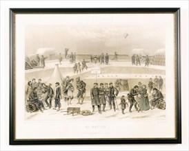 Bastion - Siège de paris - 1870-1871