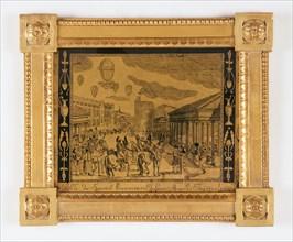 Fête du sacre et du couronnement de Napoléon 1er
