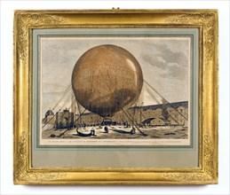 Ballon Captif aux Tuileries