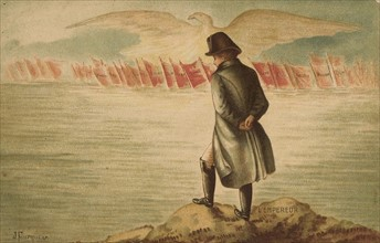 Napoléon 1er à Sainte-Hélène.