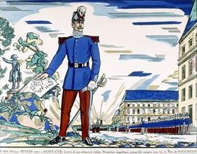 Imagerie du Maréchal pétain