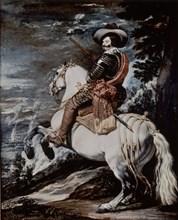 Vélasquez, Le comte de Olivares.