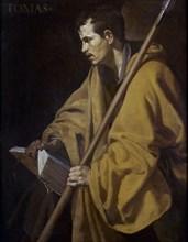 Vélasquez, Saint Thomas apôtre