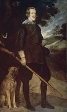 Vélasquez, Philippe IV en chasseur