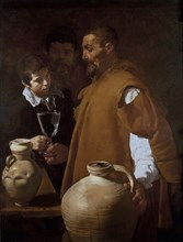 Velázquez, the Waterseller of Seville