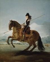 Goya, Le saut à la perche