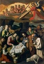 Zurbaran, Adoration des Bergers