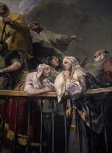 Goya, Coupole de l'ermitage San Antonio de la Florida