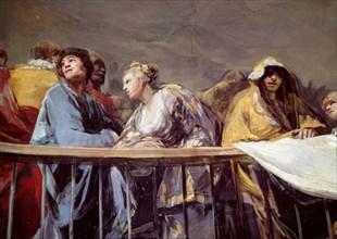 Goya, Coupole de l'Ermitage San Antonio de Florida