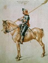 Dürer, Le duc de Buckingham