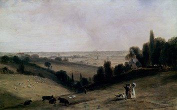 Constable, Valley of Dedham
