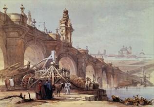 Shotter Boys, Le pont de Tolède à Madrid