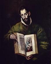 Le Greco, Saint Luc