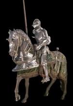 De Augsburgo, Armure de joute et de guerre pour Charles V