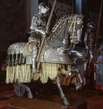 De Augsburgo, Armure de Charles V