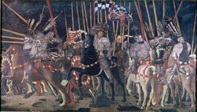 Uccello, Bataille de San Romano