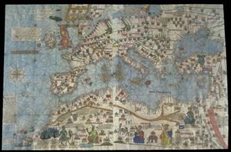 Cresques, Atlas catalan de 1375