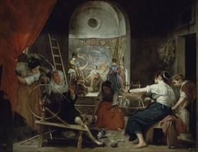 Velázquez, Las Hilanderas
