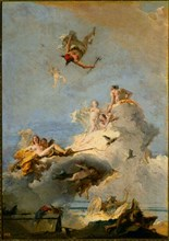 Tiepolo, L'Olympe
