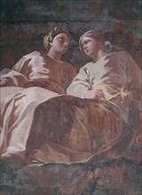 Goya, La Visitation (détail)