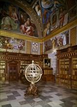 Bibliothèque du monastère Saint-Laurent-de-l'Escurial