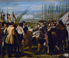 Velázquez, The Surrender of Breda