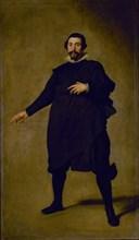 Velázquez, Portrait of Pablo de Valladolid