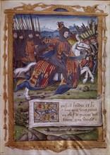 Art de guerre du 16e siècle