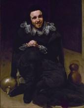 Velázquez, The Buffoon Calabazaz
