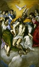 Le Greco, La Trinité