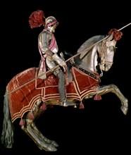 Negroli, Armure que Charles Quint portait pendant la bataille de Mühlberg
