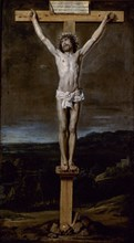 Vélasquez, Le Christ en croix