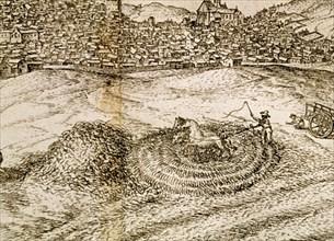 Braun et Hogenberg, Civitates Orbis Terrarum: Orchuna