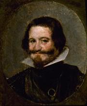 Velázquez, Count of Olivares (1587-1645)