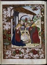 Missel de Tolède, Nativité