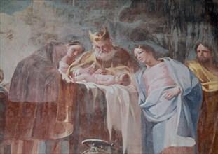 Goya, La circoncision