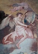 Goya, Fresques - Circoncision - Détail Ange