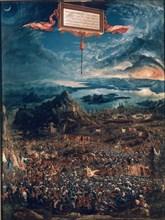 Altdorfer, La Bataille d'Alexandre