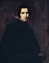 Vélasquez, Jeune Espagnol en habits noirs
