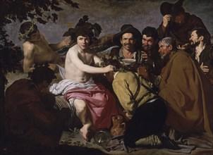 Velázquez, The Triumph of Bacchus