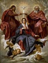 Vélasquez, Couronnement de la Vierge