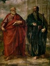 Fernandez Navarette, Saint Pierre et Saint Paul