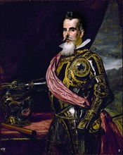 Vélasquez, Portrait du Comte de Bénévent Don Juan Francisco Pimentel